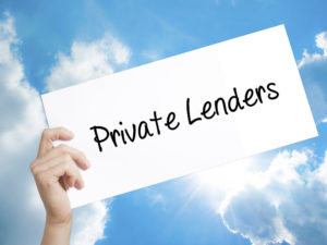 private hard money lender